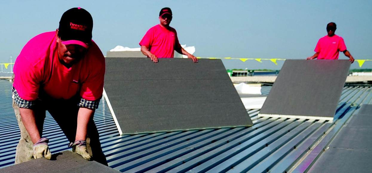 Page 14 Firestone Polyiso Roofing Insulation